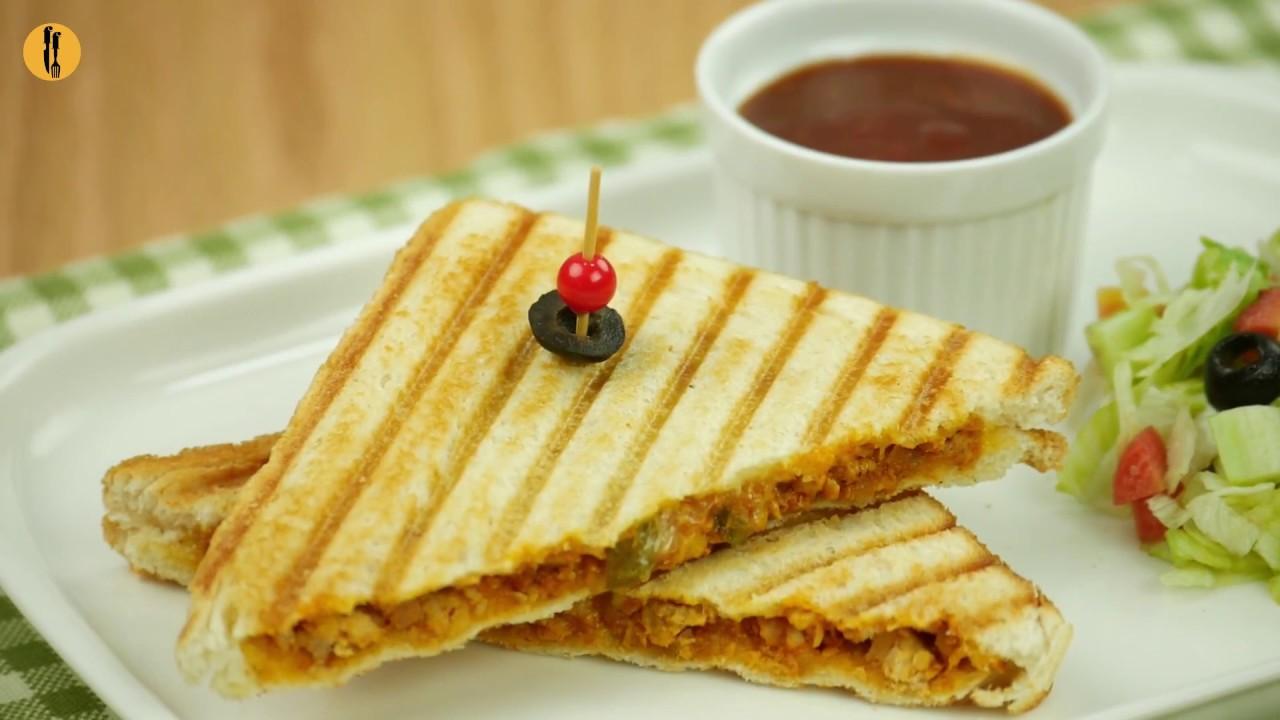 Chicken Grilled Sandwich Parafit
