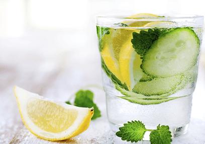 Fat Burning Detox Drink   ParaFit   Healthy Recipes