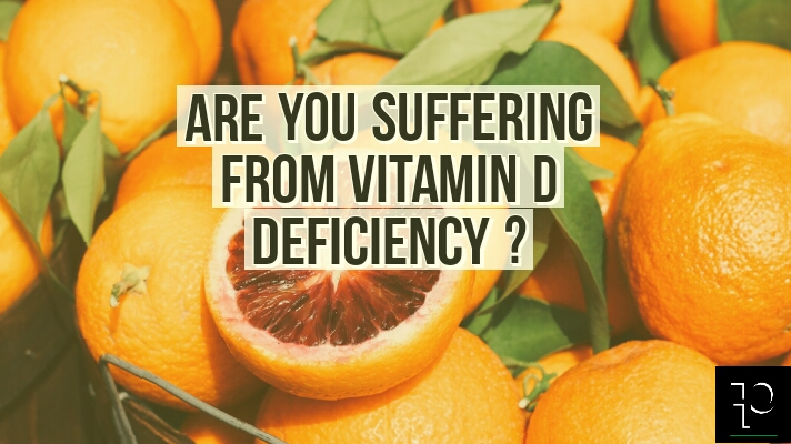 Vitamin D deficiency parafit