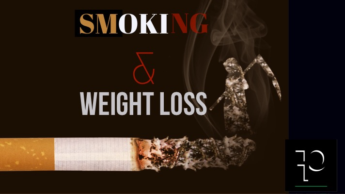 Smoking and Weight loss by parafit