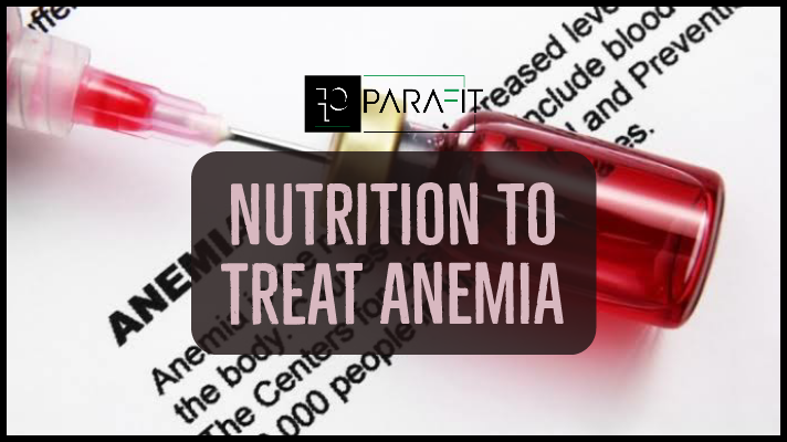 ANEMIA NUTRITION