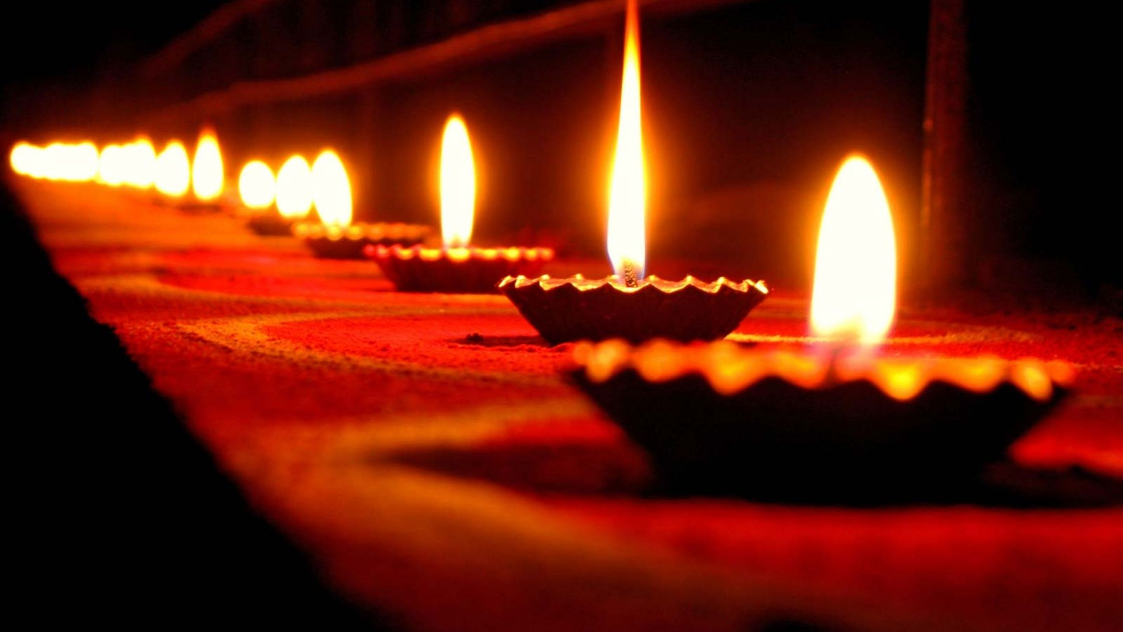 How To Celebrate A Guilt-Free Diwali